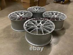 18 M359 Competition Style Wheels Quartz Silver BMW E90 E91 E92 E93 3 Series CSL