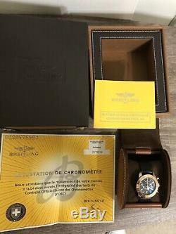 Breitling Superocean Heritage Chronograph 44 U23370 New Style SO Strap/Clasp