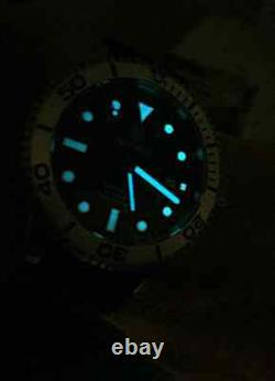 Deep Blue Master 1000- Submariner Style Diver Minty