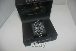 Invicta 24753 Pro Diver Style Disney Limited Edition With Mickey Mouse Logo