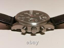 Limited Edition Pilots Style Men's Chronograph Watch Junkers/mov. Poljot 3133