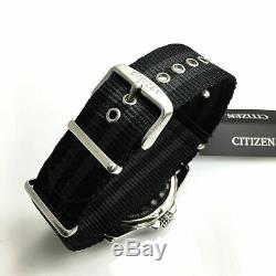 Men's Citizen Eco-Drive Military Style Watch AW7030-06E
