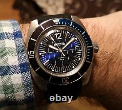 NEW STYLE 2020! Man Watch VOSTOK AMPHIBIA 170865 from Russia, Water Proof 200m