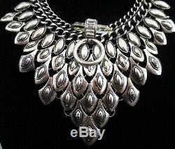 NWT DLNLX BY DYLANLEX BOHEMIAN STYLE COLLAR NECKLACE WithCRYSTAL
