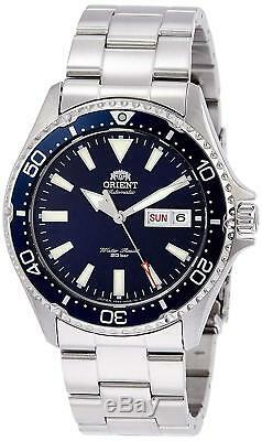 ORIENT ORIENT SPORTS RN-AA0002L Diver Style Men's Watch Black Dial New in Box
