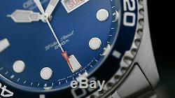 Orient Ray 2 (Ray II) FAA02005D9 AA02005D Blue Dial 200M Diver Style