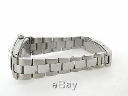 Rolex Air King Precision Men Stainless Steel Watch Oyster Style Band Silver 5500