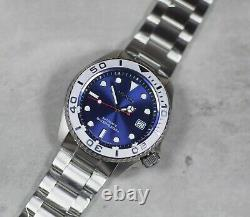 SKX Style New Yachtmaster Mod Build, Sapphire Crystal, Ceramic Bezel, NH35A