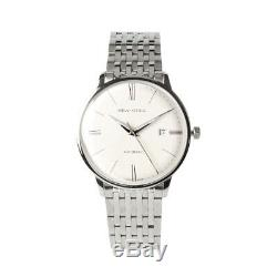 Seagull Bauhaus Style Anti-Glare Domed Sapphire Crystal Automatic Men's Watch