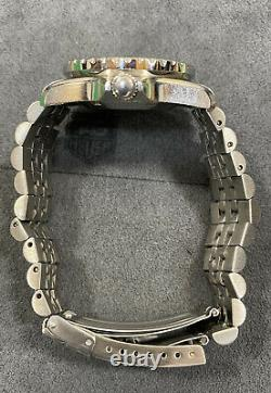 Serviced 32mm Ladies Tag Heuer 1000 980.115 Submariner 756 844 Style Dive Watch