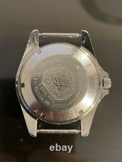 TAG Heuer 1000 Professional Vintage Mens Submariner Style Dive Watch 980.013L
