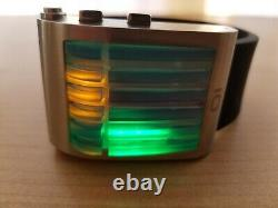 The One Watch Binary Led, Tokyo Flash Style, Cool, Unique, Rare, Space Age