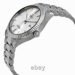 Tudor Style Automatic Silver Dial Men's Watch 12710-0001