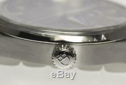 Unused TUDOR 12700 Style Automatic SS Mens Analog Black Watch from Japan 1