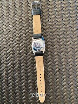 Vintage Enicar Automatic Watch Star Jewel Tank style in excellent condition