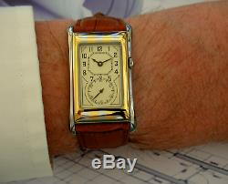 Vintage Period Style 1920s Stripped Prince Doctors Watch Limited Edition